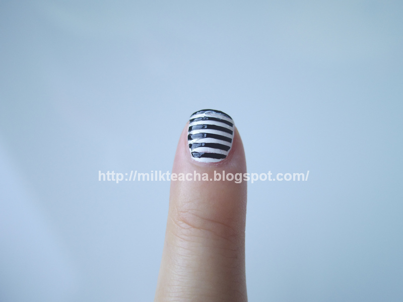 Vibrant Mix & Match nail 6