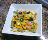 Ensalada Multicolor de  Pasta
