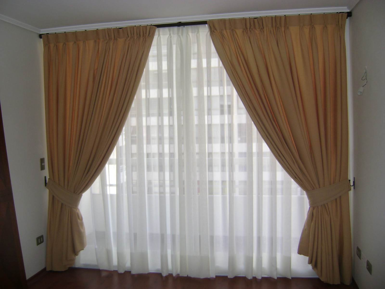 Cortinas De Living Of Alin Cortinaje Cortinas Living Comedor