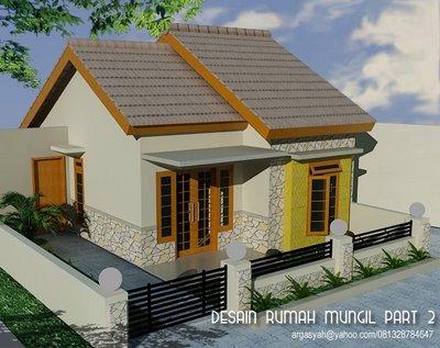 desain rumah minimalis bagus dan nyaman menurunkan