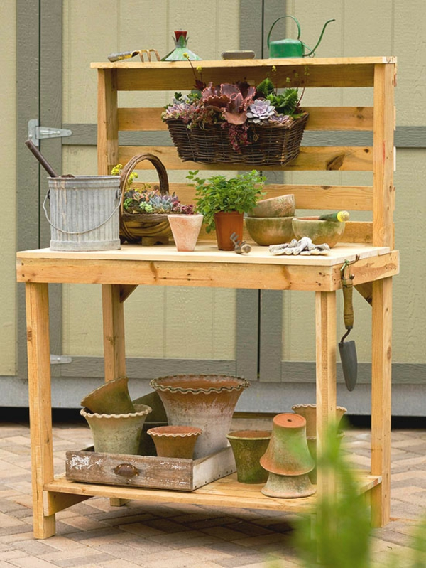 30 Diy Homemade Pallets Furniture Do It Yourself Ideas