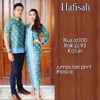 Sarimbit Batik SPG 405 Harga Reseller : Rp 210.000,-