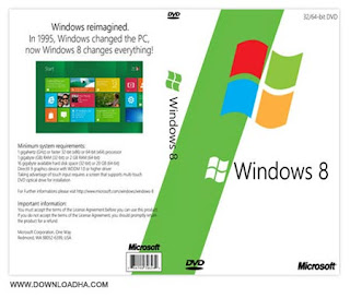 Download Windows 8 Pro Full Activator