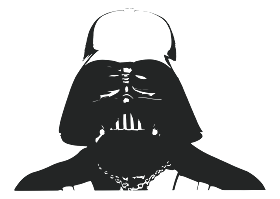 download Logo Darth vader Vector