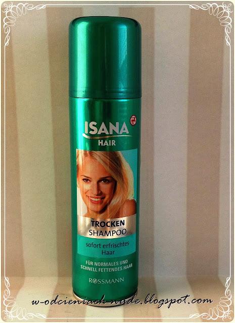 Isana suchy szampon