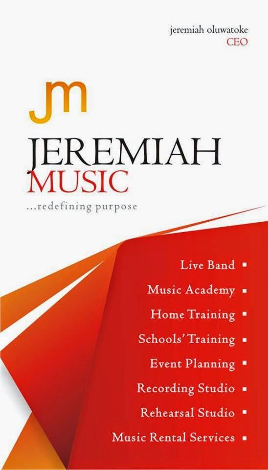 Jeremiah Music Company