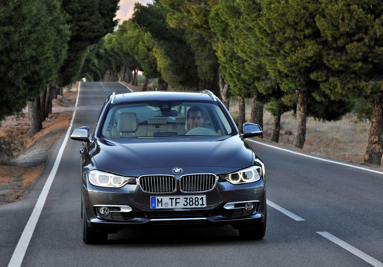... del Serie 1 de 3 puertas - BMW Serie 1 3p bwingr y Serie 3 Touring 2012