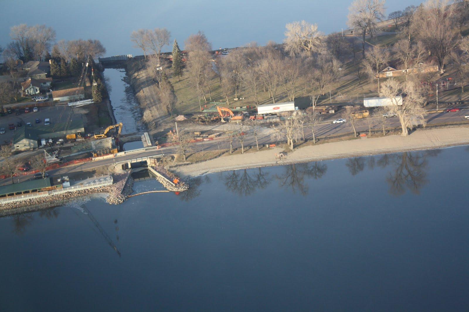 Fairmont (MN) United States  City new picture : Fairmont MN Construction Updates: Lair Road Bridge