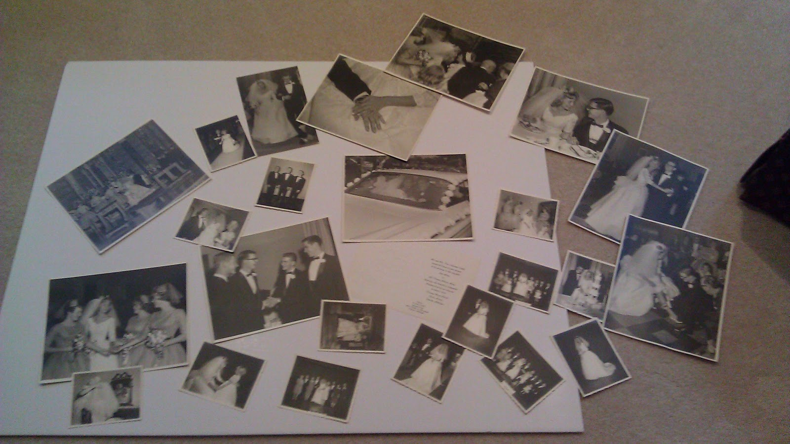 memory board 50th Wedding Anniversary Ideas Pinterest