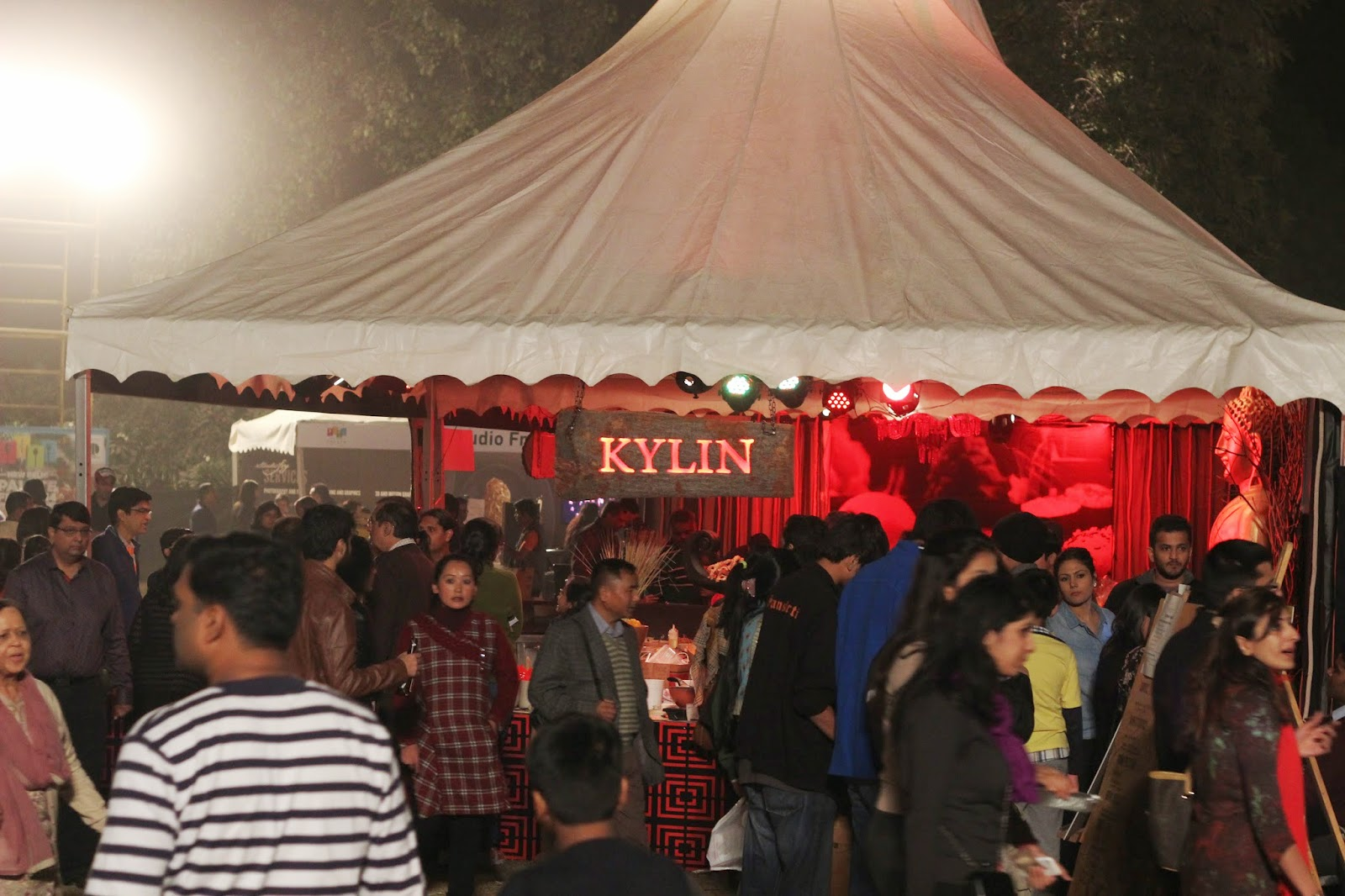 Kylin, Thai food, food festival, palate fest