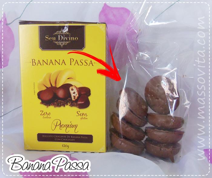 Biscoito Banana Passa
