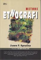 toko buku rahma: buku METODE ETNOGRAFI, pengarang james p spradley, penerbit tiara wacana