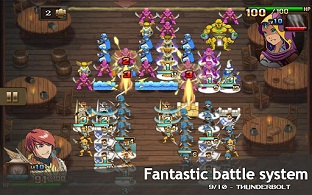 Download Game Android Might & Magic Clash of Heroes APK+DATA