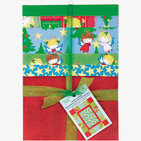 Patchwork Angels Christmas Quilt Kit