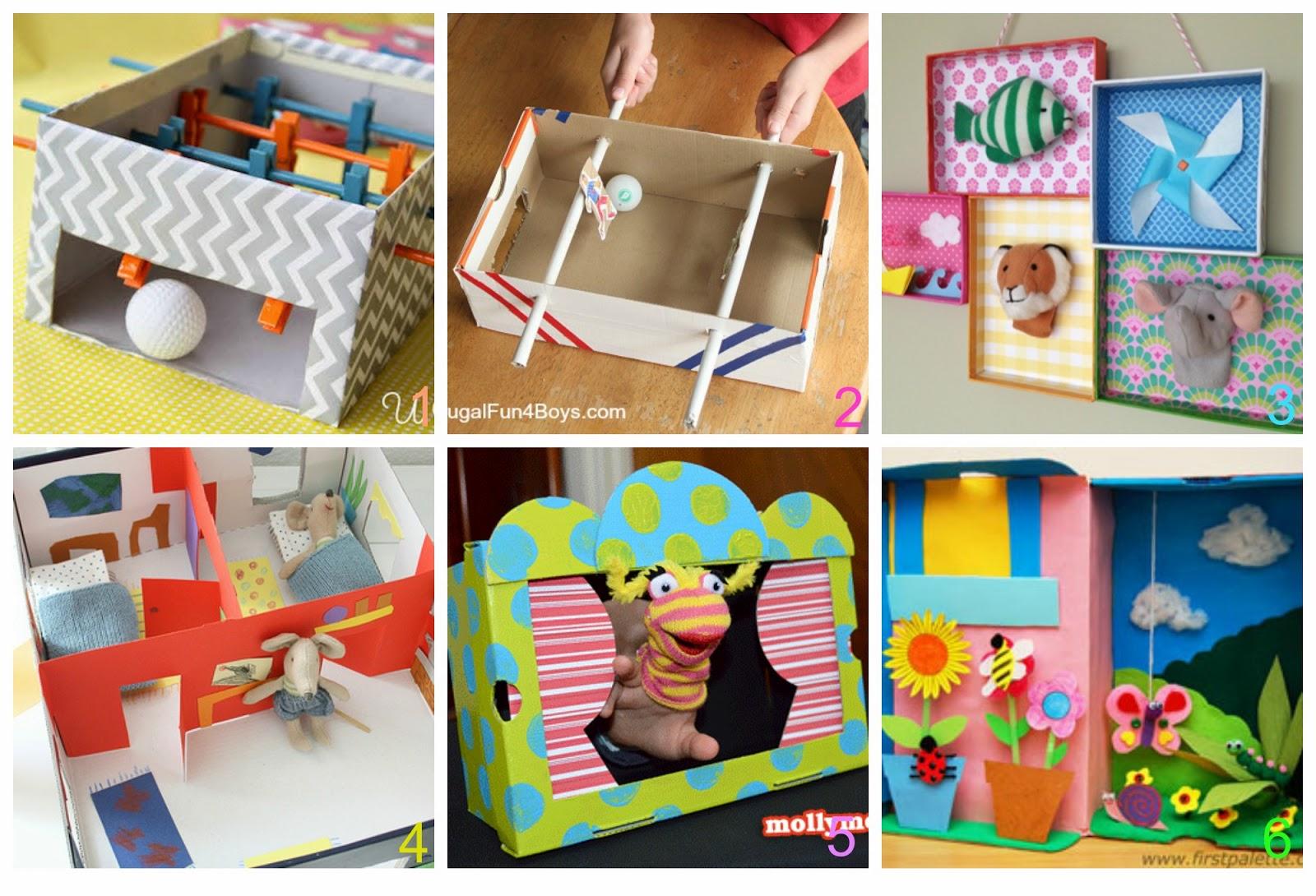 Mamma aiuta mamma come fare giochi per bambini con le for Creare cose in casa