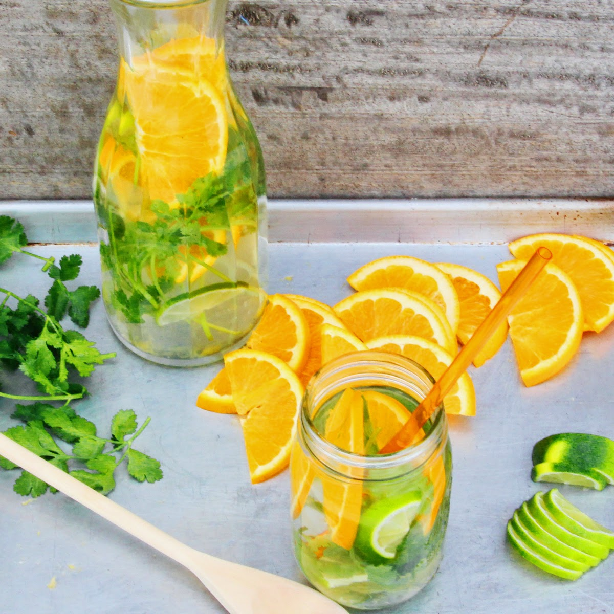 agua fresca refreshing orange mint agua fresca basil raspberry lemon ...