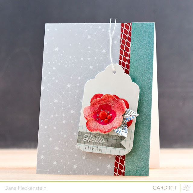 Studio Calico Double Scoop Kit card by @pixnglue