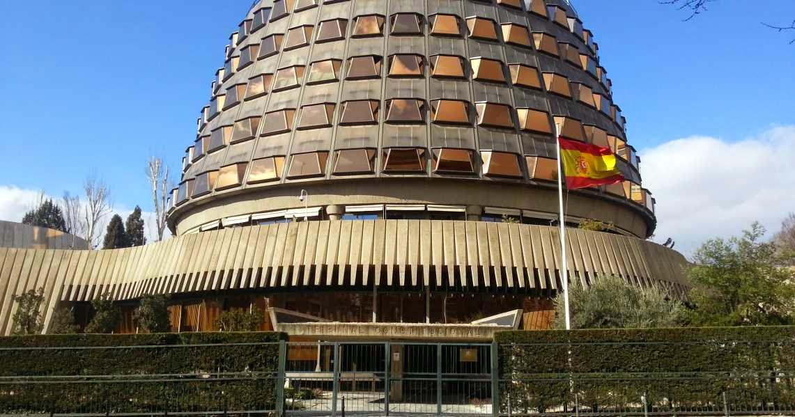 Sentencia del Tribunal Constitucional en materia de urbanismo