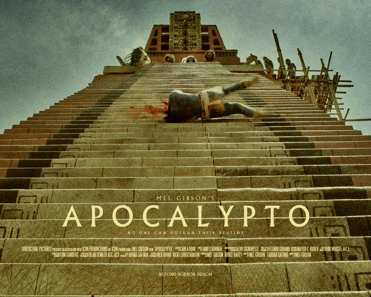 beyond horror design apocalypto mel gibson 2006