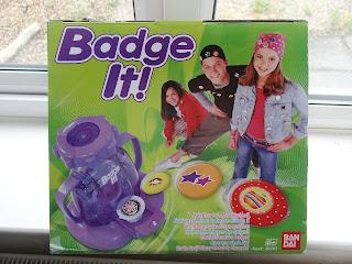Badge It! badge maker, Badge It! refills, badge maker