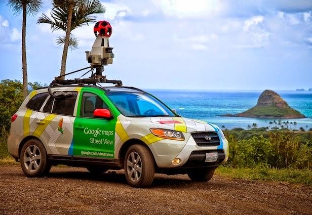 Google Maps dan Google Street View