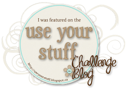 Use Your Stuff Challenge Blog