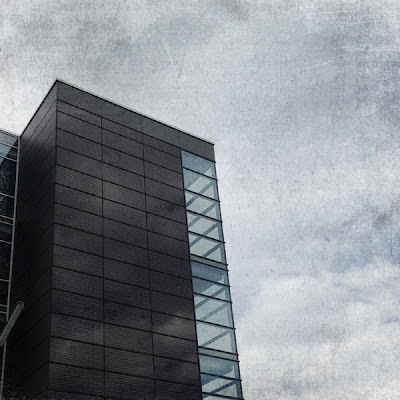 modern building clouds and textures by Kim Klassen