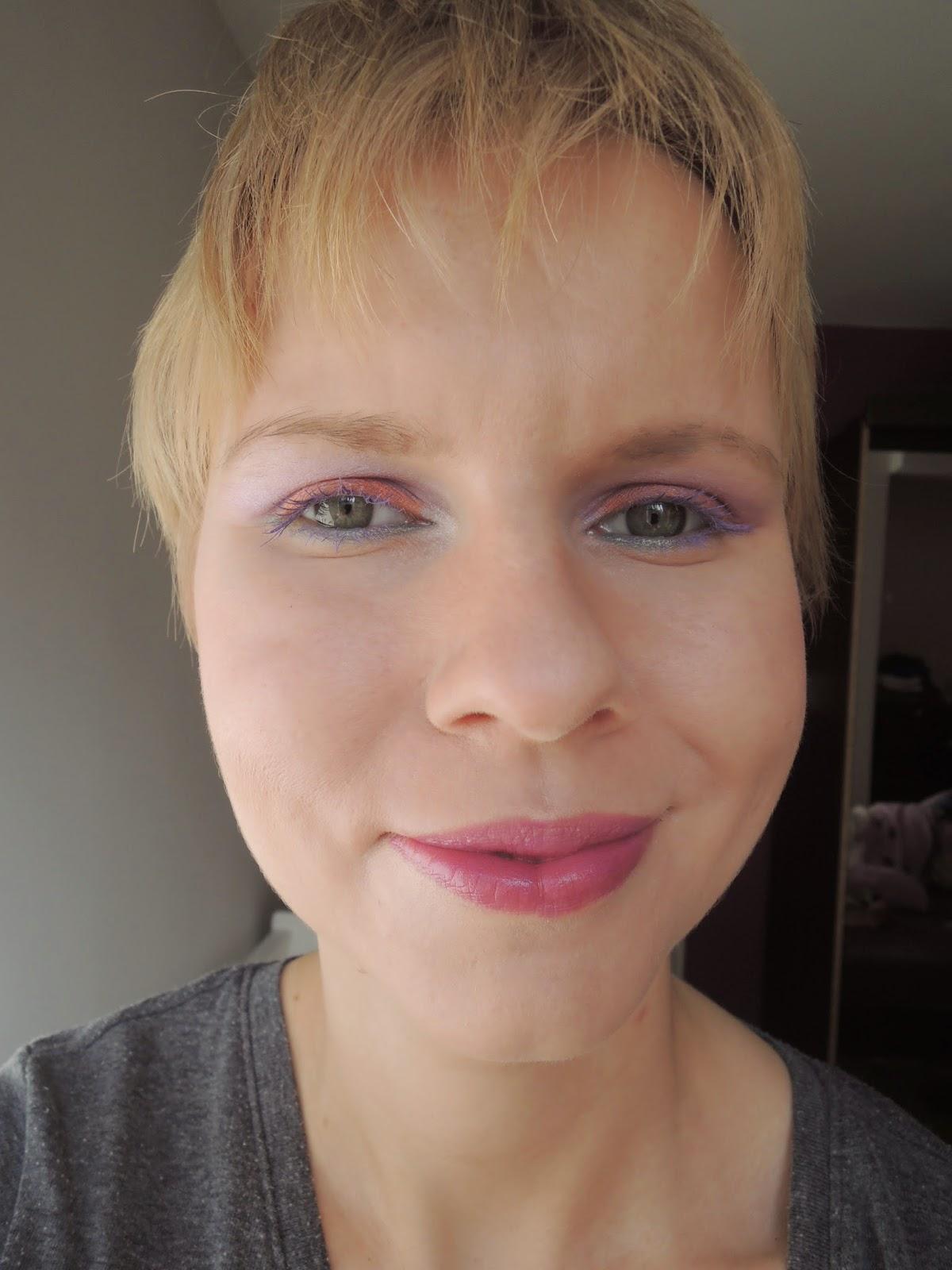 Krokusy z Makeup Revolution i Essence