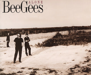 Lirik Lagu Alone by Bee Gees