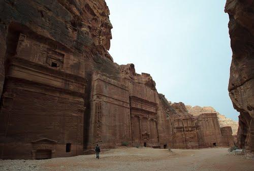 Planning to Petra Wadi Musa Planning to Visit Petra, 2012