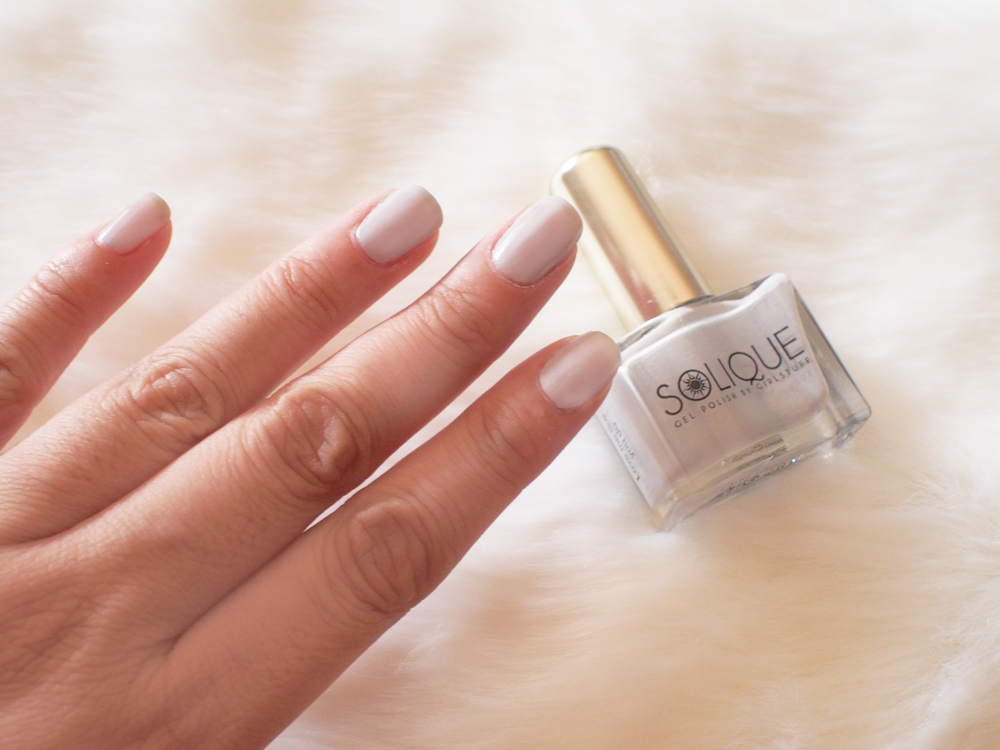 My new obsession: SOLIQUE Gel Nail Polish by Girl Stuff - THE MAKEUP ...