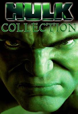 The Hulk Coleccion DVD R1 NTSC Latino