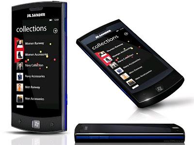 LG Jil Sander Mobile, WP7 Mango
