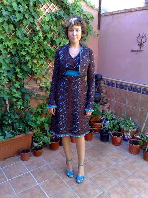Vestido traje