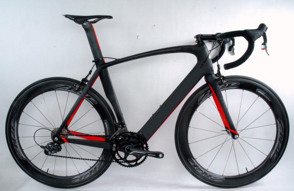 Fibre Reinforced Plastic: Carbon Fibre Bicycle Frame