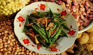 Buncis Jamur Cabai Khas Kalimantan Selatan