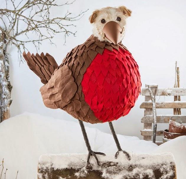 christmas dog, Peter Thorpe