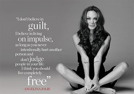 Angelina Jolie Quotes About