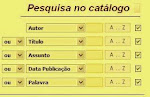 O CATÁLOGO ONLINE DAS NOSSAS BIBLIOTECAS