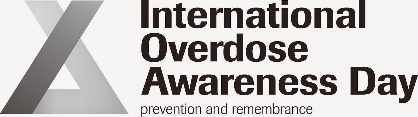 International Overdose Awareness Day - prevention and remembrance