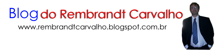 Blog do  Rembrandt Carvalho