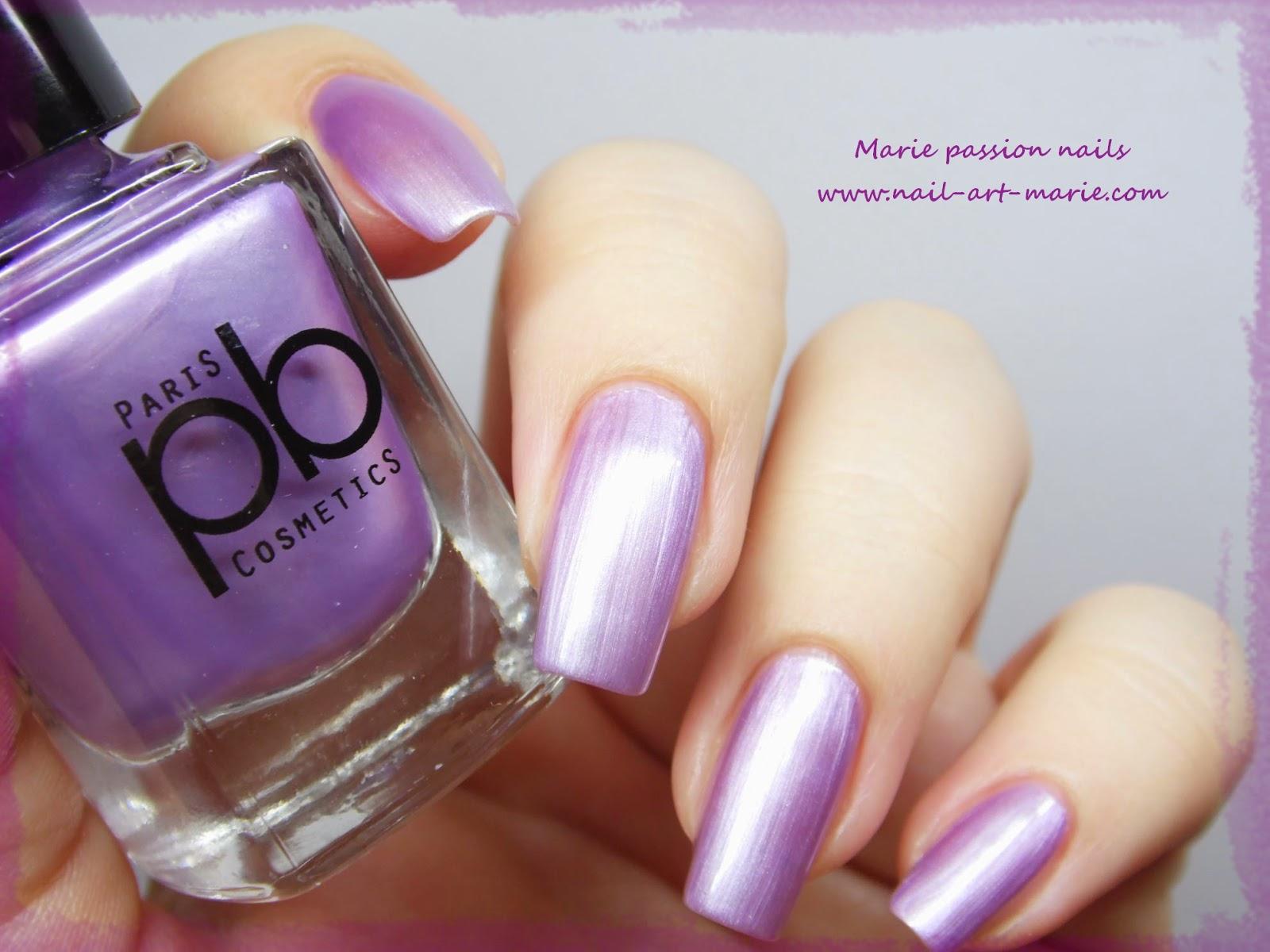 PB Cosmetics Violet Argent6