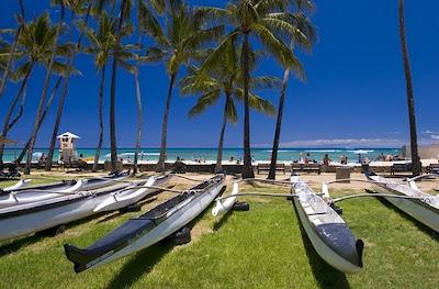 waikiki beach images