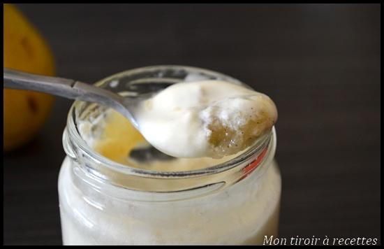 yaourt compote
