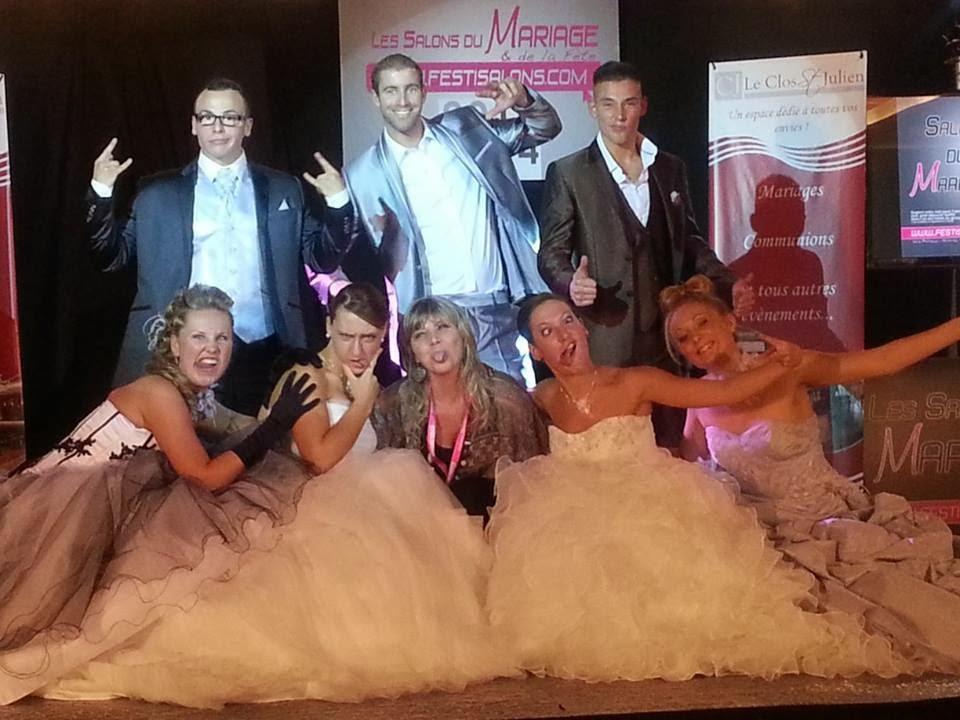 Actualit s mouscron comines le salon du mariage d 39 hazebrouck 25 exposants pr sents - Salon les charmettes mouscron ...