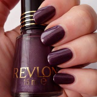 Revlon Drama Nail Polish Swatch