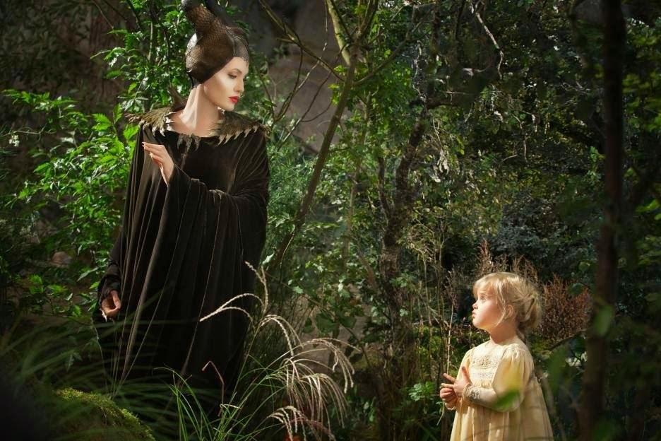 La Hija de Angelina Jolie