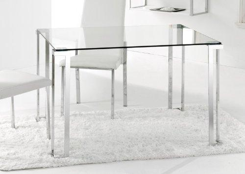 Interiorismo y decoraci n mesas de comedor actuales for Modelos de mesas de vidrio
