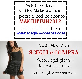 Sconto di 5 senza minimo d&#39;ordine!