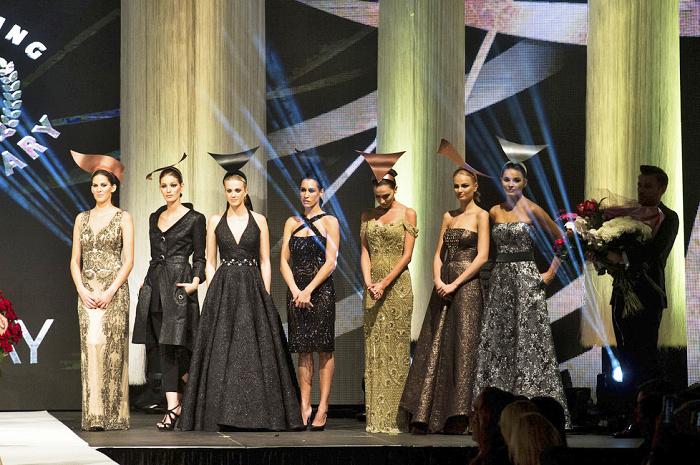 natali ruden fashion show, my way, nová kolekce, fórum karlín